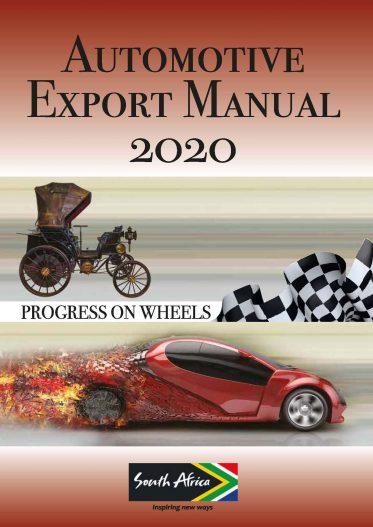 Automotive Export manual 2020 pg1